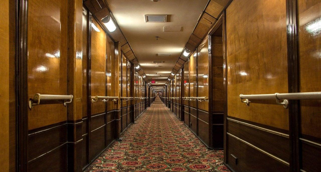 Queen Mary Hallway