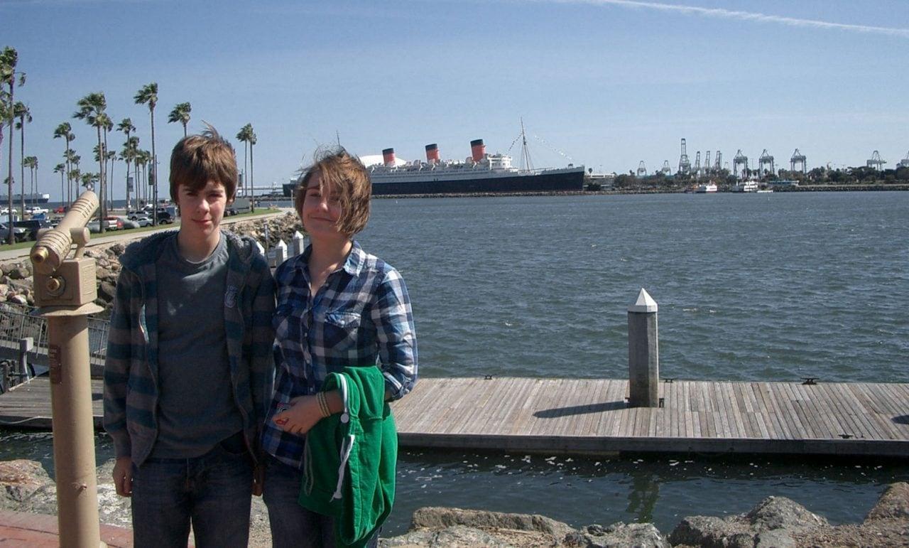 Queen Mary Ship Long Beach Emma Cruises