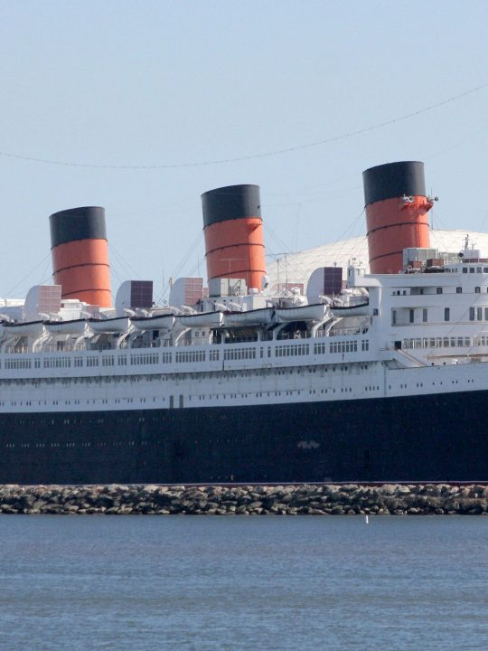 RMS Queen Mary at Long Beach