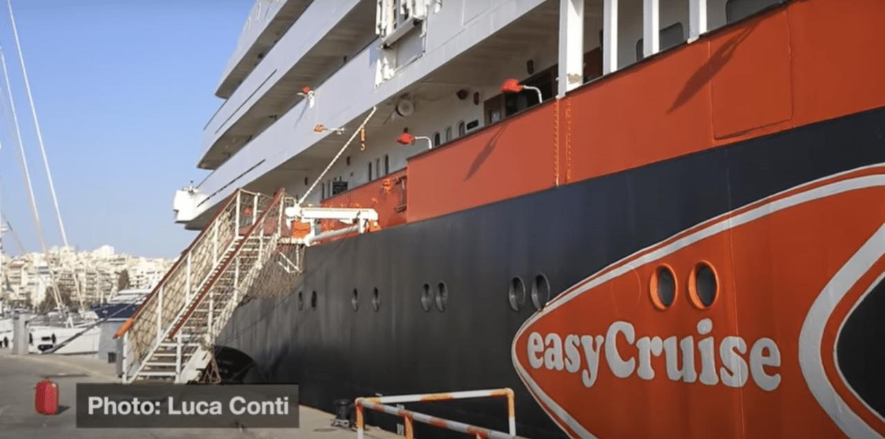 easycruise one cruise ship