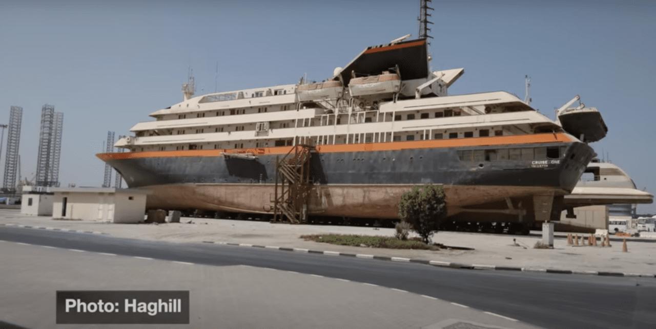 easycruise life ship scrapped
