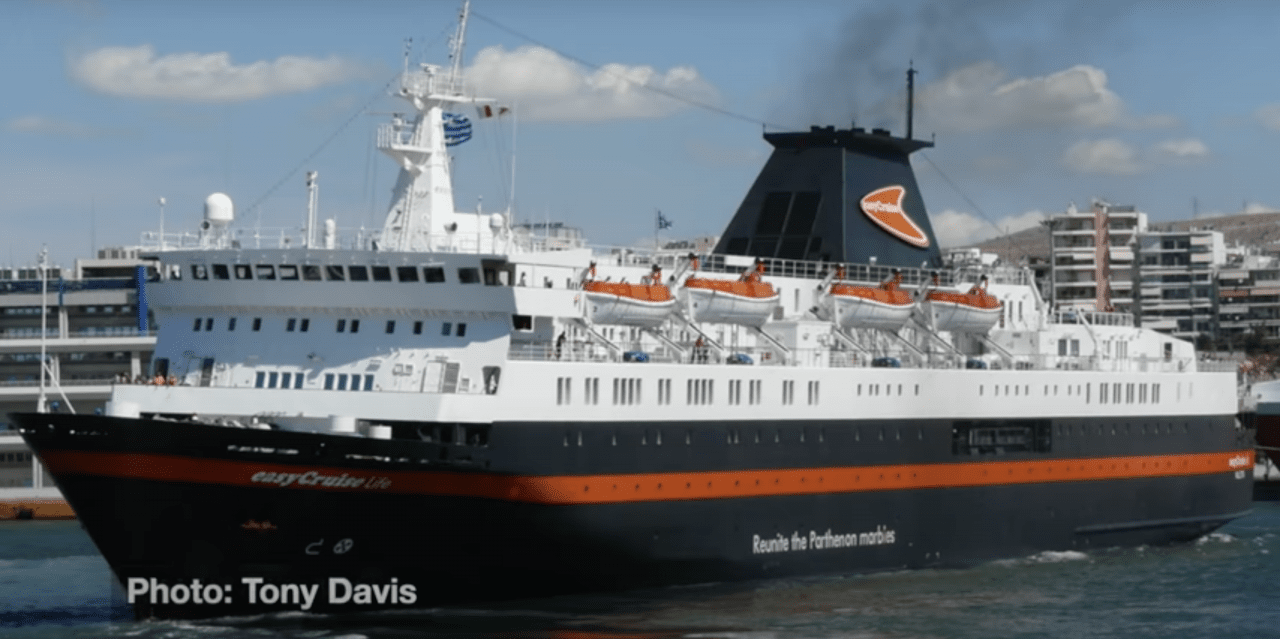 easycruise life cruise ship orange