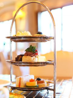 afternoon tea on princess cruise