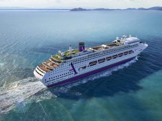 ambassador cruise line ambience
