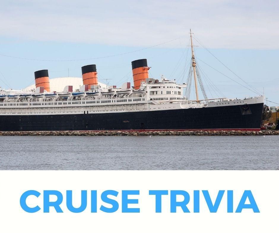 cruise trivia