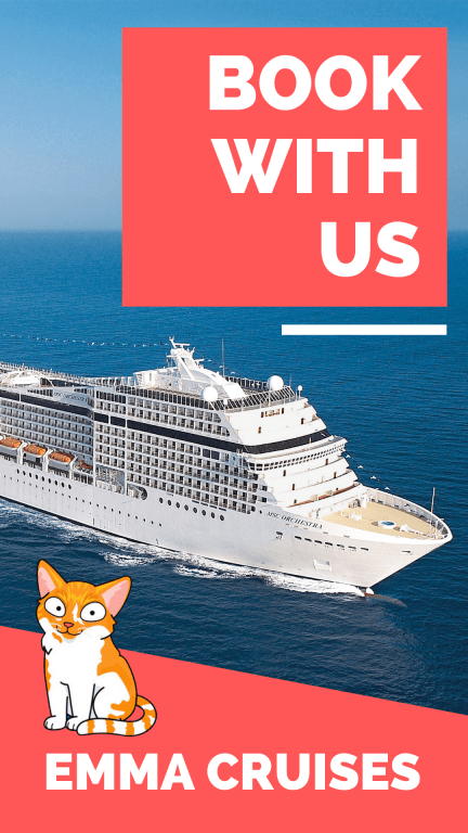 book with us, emma cruises