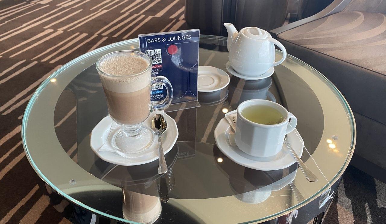 MSC Virtuosa Tea and Coffee