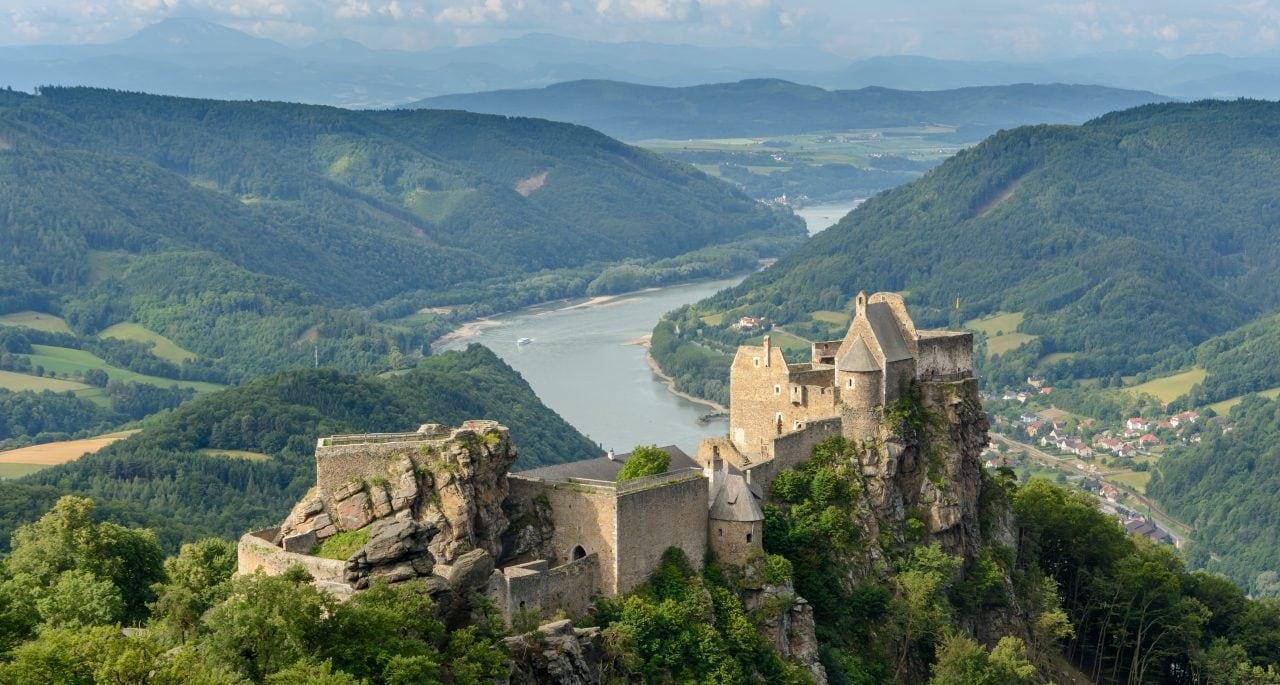 aggstein castle austria