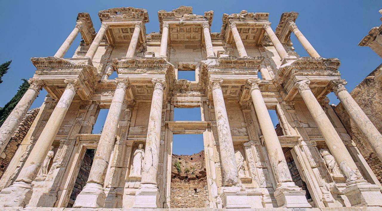 Ephesus Archaeologicam turkey