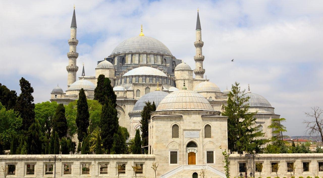 Suleymaniye Mosque, turkey