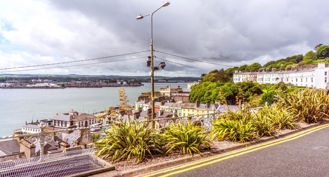cobh formerly queenstown titanic port