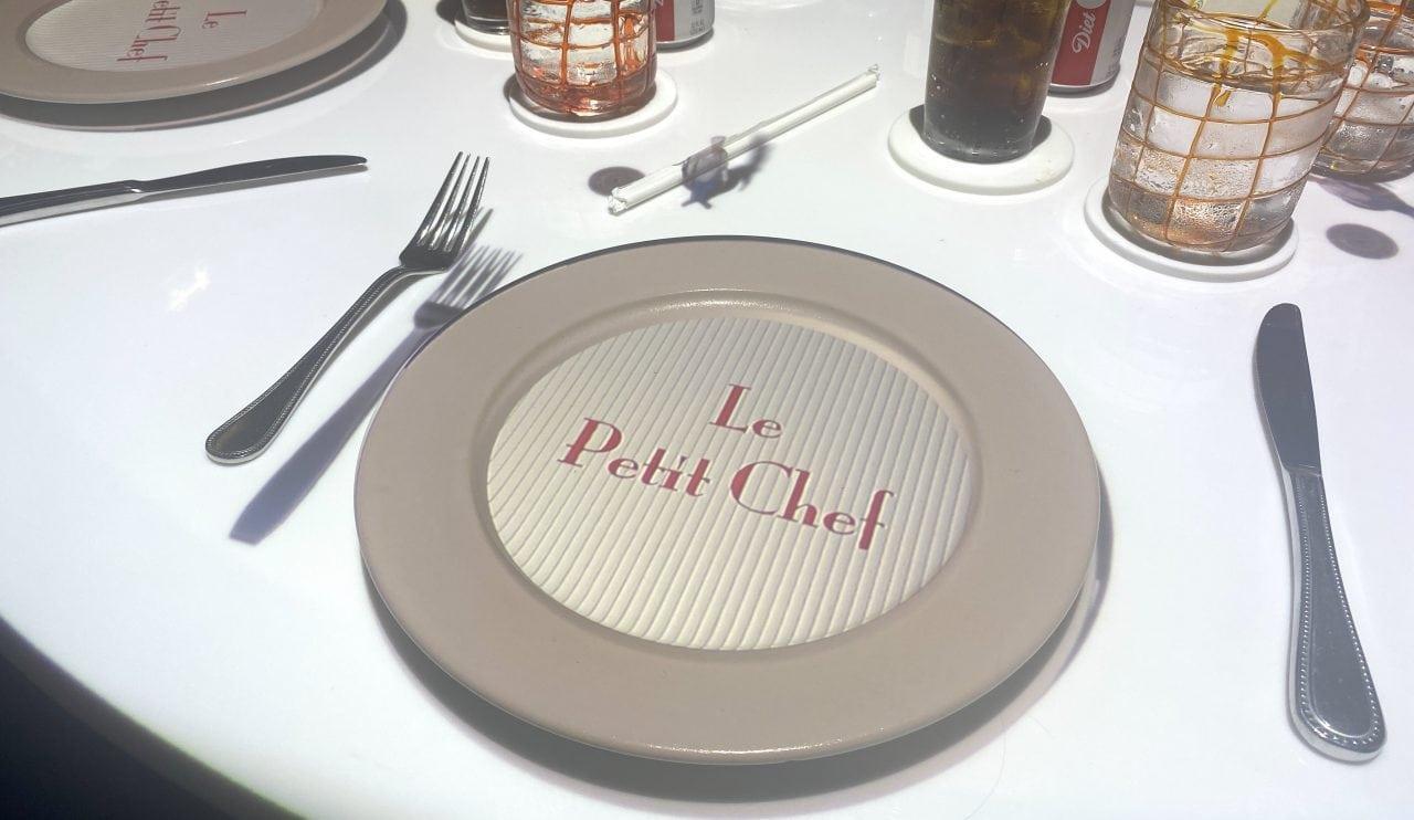 le petit chef celebrity cruises restaurant