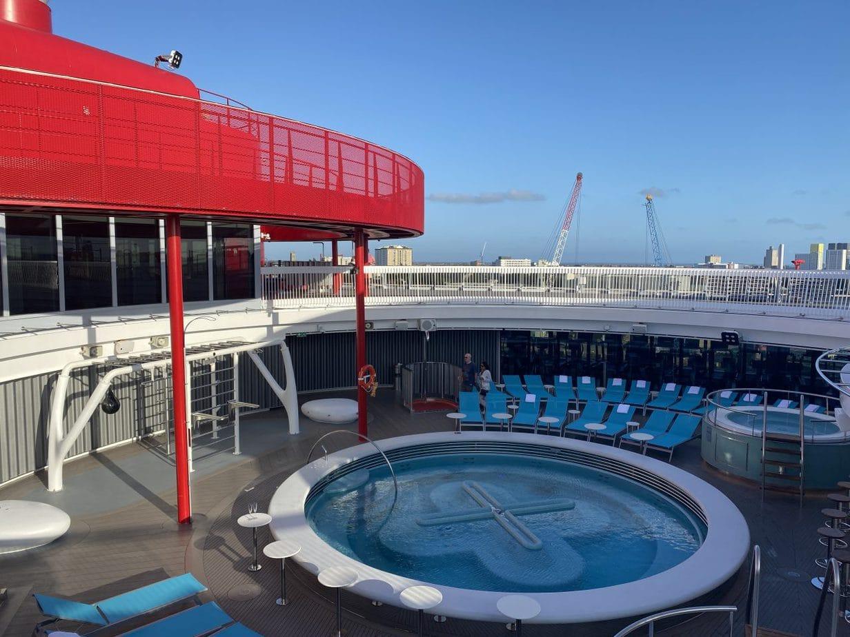 virgin voyages scarlet lady whirlpool top deck