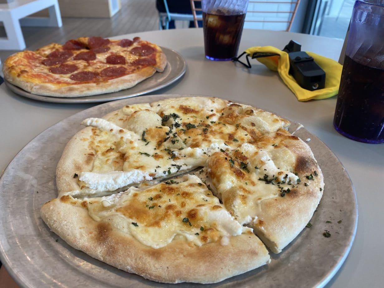 virgin voyages scarlet lady pizza