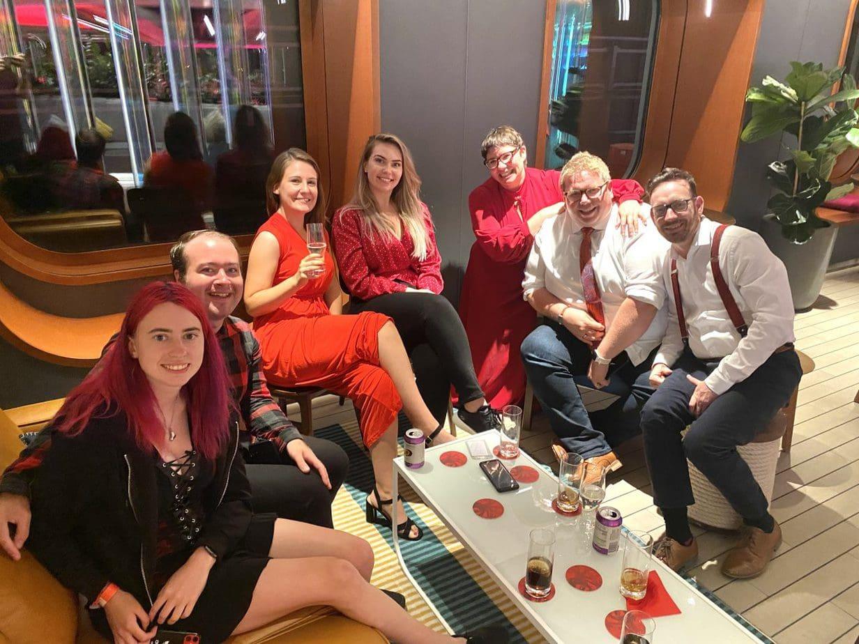 emma cruises cruise buys cruising as crew