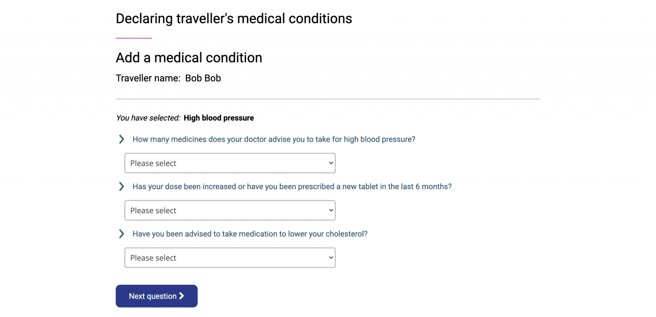 allclear travel insurance pre existing medical conditions