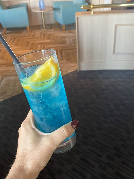 marella cruises all inclusive drinks electric lemonade